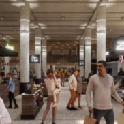 Marketplace Rendering