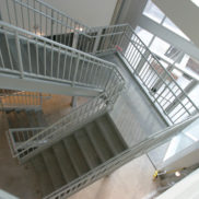 THIRD EYE BUILDING_STAIRCASE